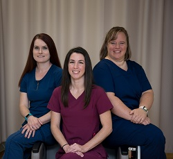 A Picture of the Nursing Staff